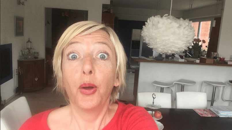 Brigitte Rosset soutien l'Endo'Marche